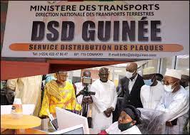Délivrance des plaques d'immatriculation: avec la société DSD-Guinée, c'est une torture morale…