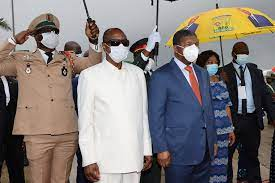 Coopération Conakry – Luanda: João Lourenço veut donner un nouvel élan…