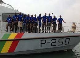 Au large de Conakry: Disparition floue du Lt Alpha Amadou Oury Diallo!