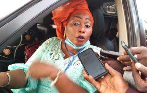 Cri de coeur des femmes: Mme Soumah invite le Colonel Doumbouya d'assainir le milieu  judiciaire…