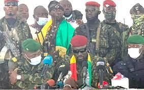 Le Chef de la junte fait de menage au sein de l'armée: des officiers  généraux  mis à la retraite…