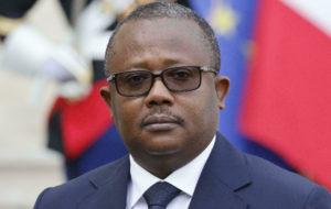 Umaro Sissoco Embaló attendu ce  mercredi à Conakry.