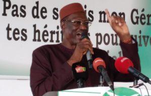 PUP: Elhadj Fodé Bangoura invite ses militants à  se mobiliser…