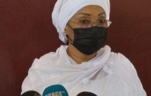 """Hadja Alimatou Dalein à  Ignace Deen: """" Nous souhaitons que, ces criminels qui ont violé Mmah Sylla, soient sanctionnés à la hauteur de leur forfaiture…"""""""