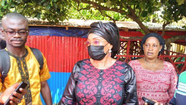 Victimes du Camp Boiro : Hadja Alimatou Dalein Diallo réclame la réhabilitation des victimes…