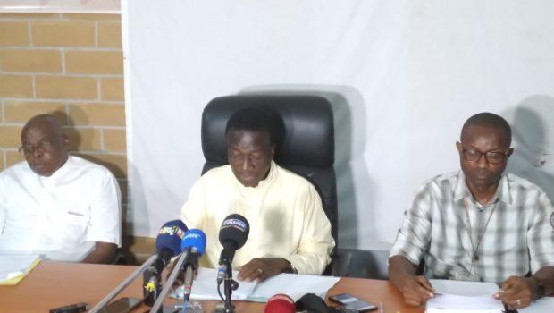 Kendoumaya-Coyah: pourquoi l'église est toujours victime d'attaques….