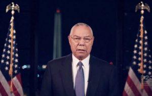 Le général Colin Powell, secrétaire d'État sous l'administration Bush, est décédé