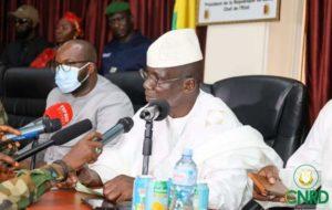 "Ministère de la Défense Nationale : Aboubacar  Sidiki Camara "" Idi Amine"" installé"