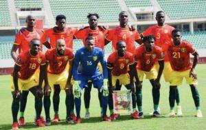 Eliminatoires mondial 2022: battu par le Maroc,  la Guinée a peu d'espoir pour se qualifier…