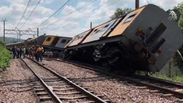 Accident de train à Kaloum : le bilan fait état d'un mort…