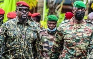 Haut Commandement de la Gendarmerie: Balla Samoura remplace Général  Baldé