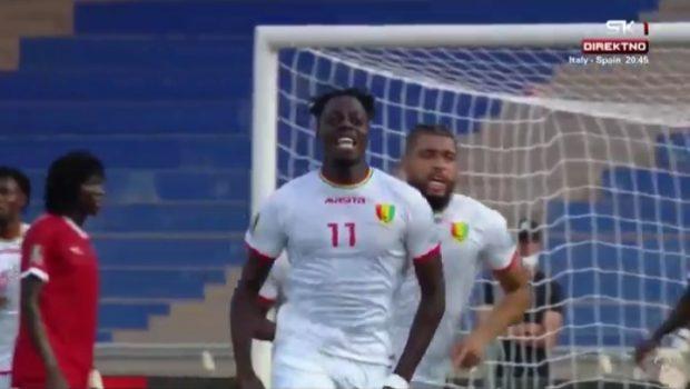 Eliminatoires mondial Quatar 2022: le Syli de Guinée  fait match  nul contre le Soudan….