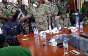 Haut Commandement de la Gendarmerie : Colonel  Balla Samoura invite les gendarmes à  l'accompagner …